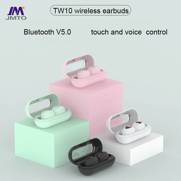 TWS10 Wireless Earphone Bluetooth Headphone