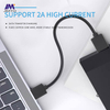 USB 3.1 A to Micro-B Mobile hard drives Cable